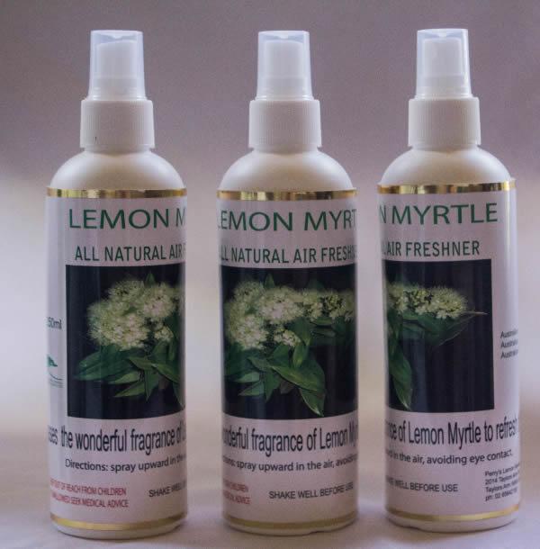 Perry's Lemon Myrtle Air Freshener