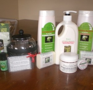 Perry's Lemon Myrtle Premium Gift Pack