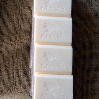 Perry's Lemon Myrtle Goat's Milk Soap (unlabelled)