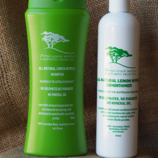 Perry's Lemon Myrtle Shampoo & Conditioner Set