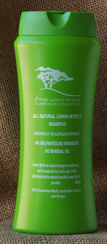 Perry's Lemon Myrtle Shampoo