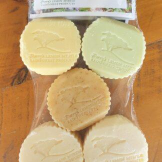 Lemon Myrtle Soap Mixed Pack